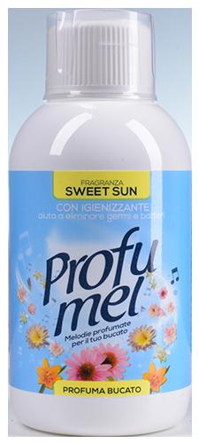 Profuma bucato Sweet Sun con igienizzante